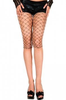 Diamantnetzmuster Caprileggings