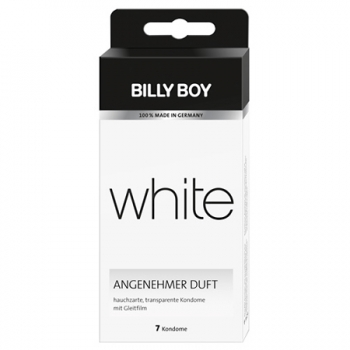 Billy Boy White Kondome