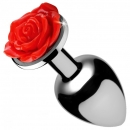 Red Rose Analplug